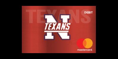 Northwest Texans Debit Card