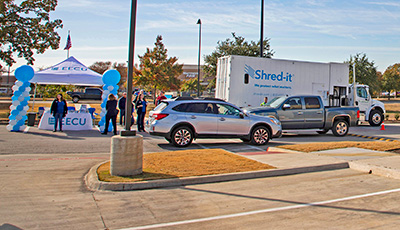 Granbury Free Shred Day