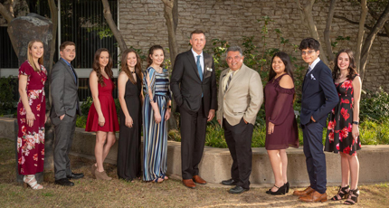 2019 Recipients of Annual College Scholarship Program