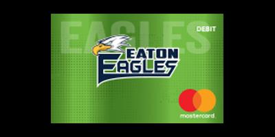 Eaton Eagles Debit Card