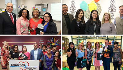 EECU Sponsors Recognition Awards for Educators and Administrators